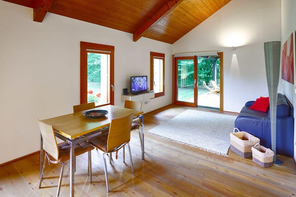 公寓, 花園景觀 - 客廳