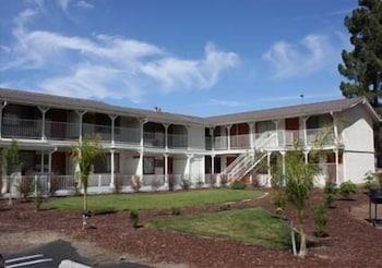 San Luis Obispo bölgesindeki Budget Inn resmi