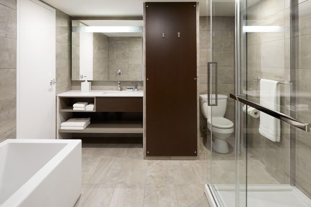 주니어 스위트, 침실 1개, 금연 - 욕실