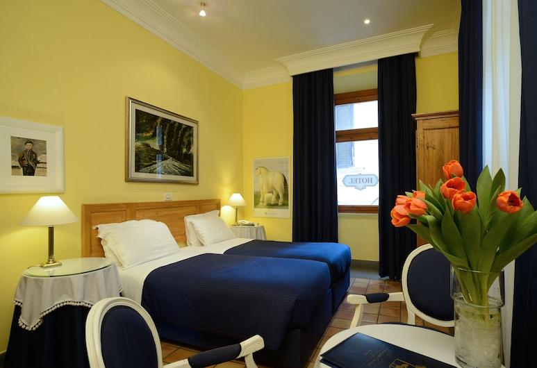 洛坎达凯罗利酒店, 罗马, 双人房/双床房, 客房