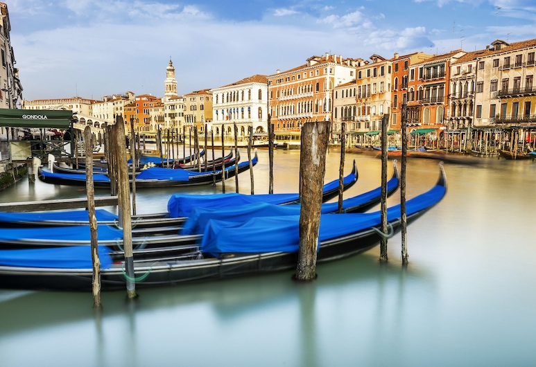 Hotel Iris Venice, Venice, Marina