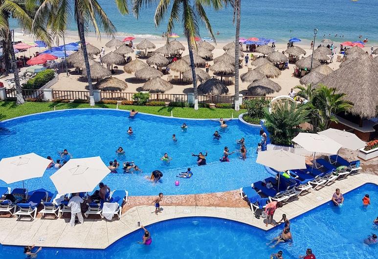 Hotel Tropicana, Puerto Vallarta, Oppholdsområde