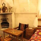 Honeymoon-Suite, 1King-Bett, Badewanne - Wohnbereich