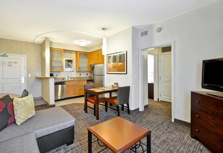 Residence Inn by Marriott Gulfport-Biloxi Airport, Галфпорт, Люкс, 1 двуспальная кровать «Кинг-сайз», для некурящих, Номер