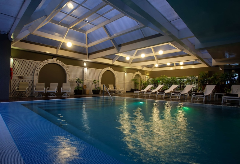 Casa Andina Premium Miraflores, Lima, Vidaus baseinas