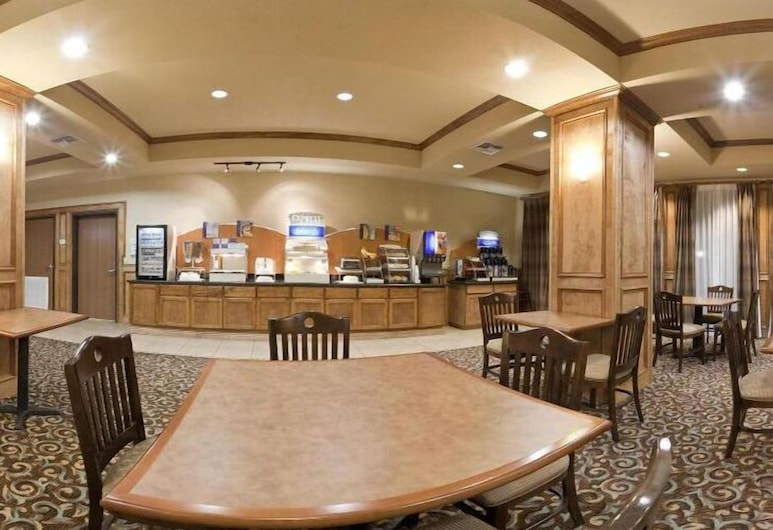 Holiday Inn Express & Suites Kingsville, קינגסוויל, אזור ארוחת הבוקר