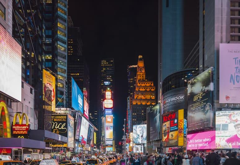 Holiday Inn Express New York City Times Square, New York, Näköala hotellista