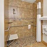 Værelse - handicapvenligt - Badeværelse