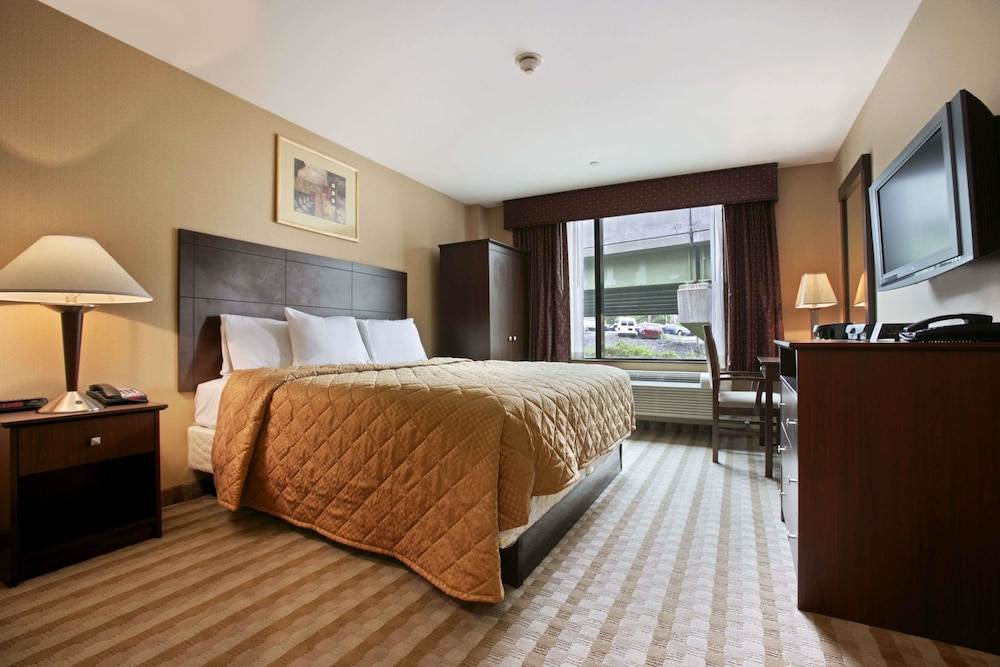 Days Inn By Wyndham Bronx Near Stadium Standard Room 1 Queen Bed