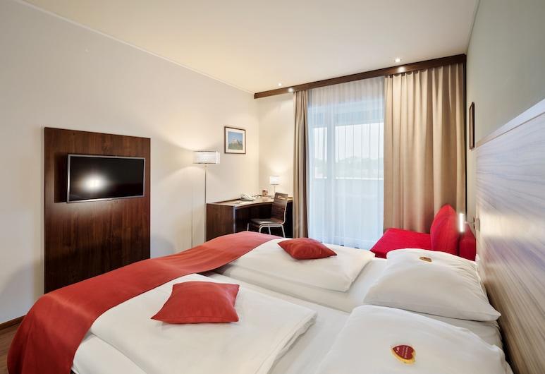 โรงแรมออสเตรีย เทรนด์ ซาลซ์บูร์ก มิทเท, ซาล์ซบูร์ก, ห้องเอ็กเซกคิวทีฟ, ห้องพัก