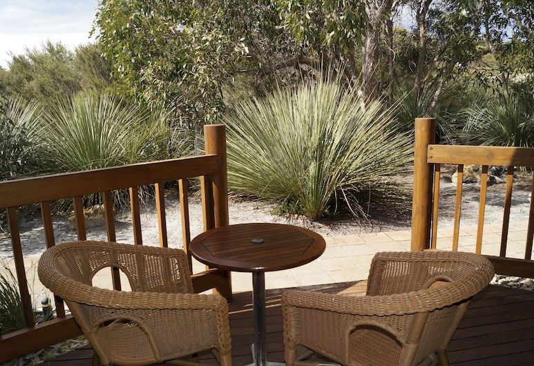 Kangaroo Island Wilderness Retreat, Karatta, Suite, sul cortile, Terrazza/Patio