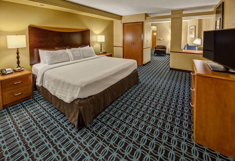 Fairfield Inn & Suites by Marriott Memphis Olive Branch, Olive Branch, Studio - 1 kingsize-säng, Gästrum