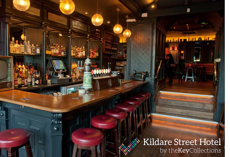 The Kildare Street Hotel by theKeycollections, Dublin, Hotelbar