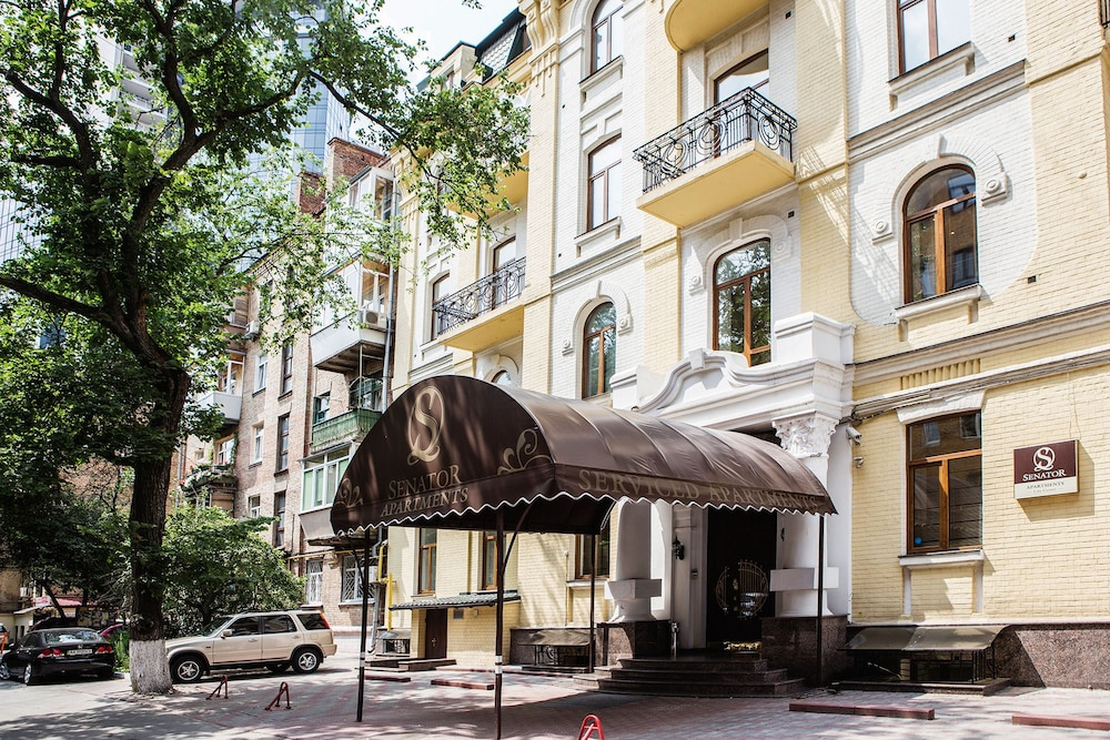 Book Senator Apartments City Center In Kiev Hotelscom - Center city apartments