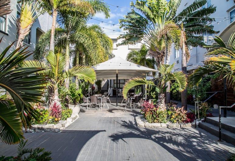 South Beach Plaza Villas, Miami Beach, Halaman Dalam