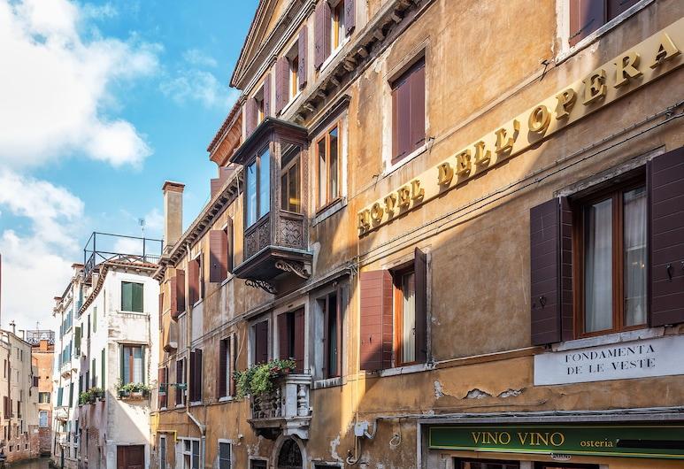 Hotel Dell'Opera, Venedig, Hotelfassade