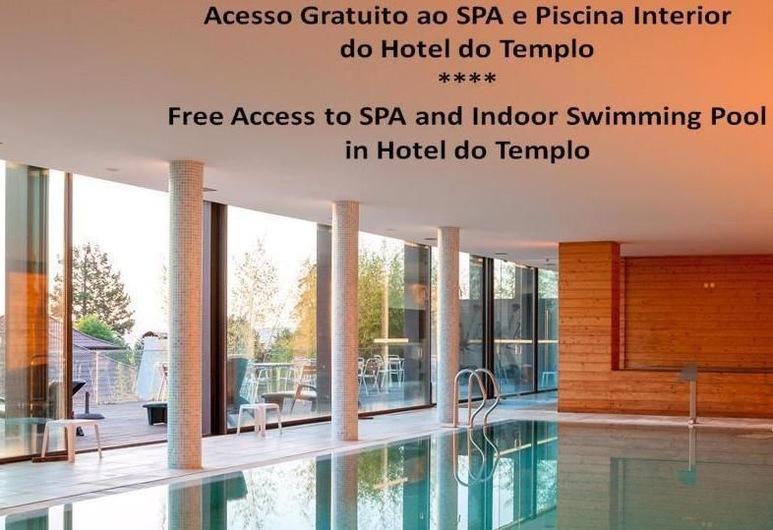 Hotel do Lago, Braga, Indoor Pool