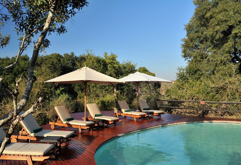 Hamiltons Tented Camp, Kruger National Park, Outdoor Pool