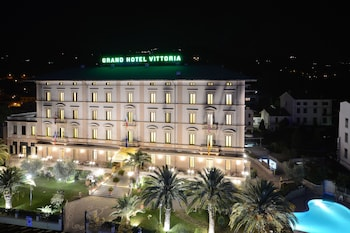 A(z) Grand Hotel Vittoria hotel fényképe itt: Montecatini Terme