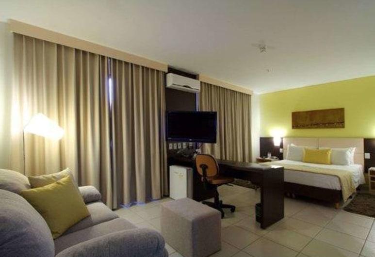Comfort Hotel Goiania, Goiania, Deluxe Suite, 1 Queen Bed, Non Smoking, Guest Room