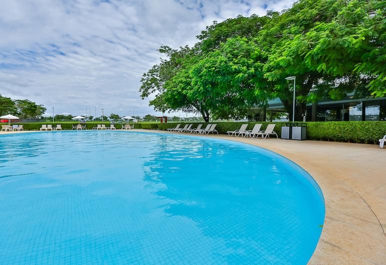 Brasilia Palace Hotel, Brasilia, Piscine