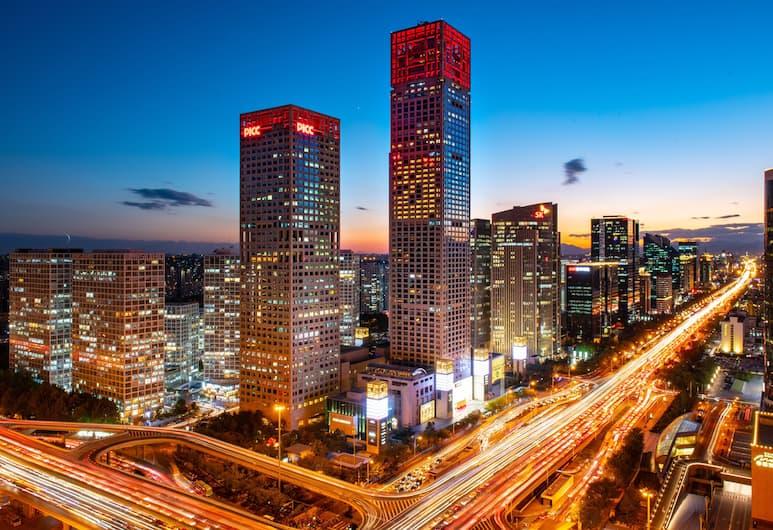 Park Hyatt Beijing, Beijing, Utvendig