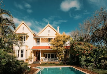 Port Elizabeth — zdjęcie hotelu Hacklewood Hill Country House
