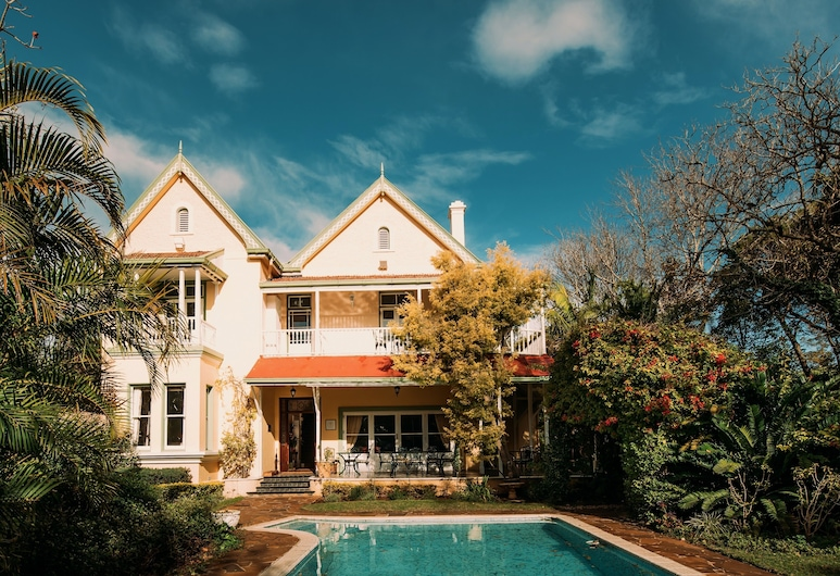 Hacklewood Hill Country House, Port Elizabeth