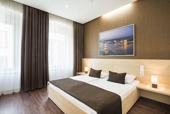 Bilde av Promenade City Hotel i Budapest