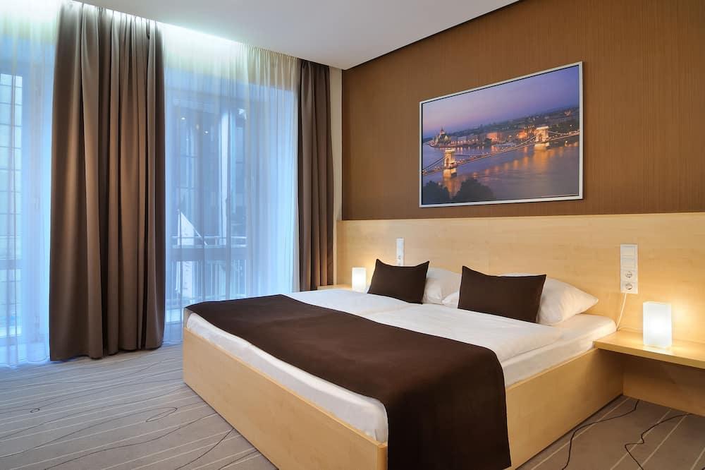 Standard Double or Twin Room - Vendégszoba kilátása
