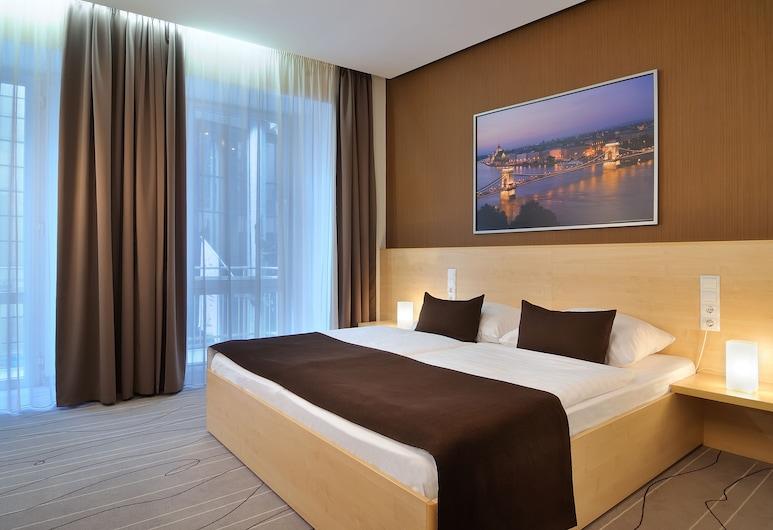 Promenade City Hotel, Budapest, Standard Double or Twin Room, Utsikt fra gjesterommet