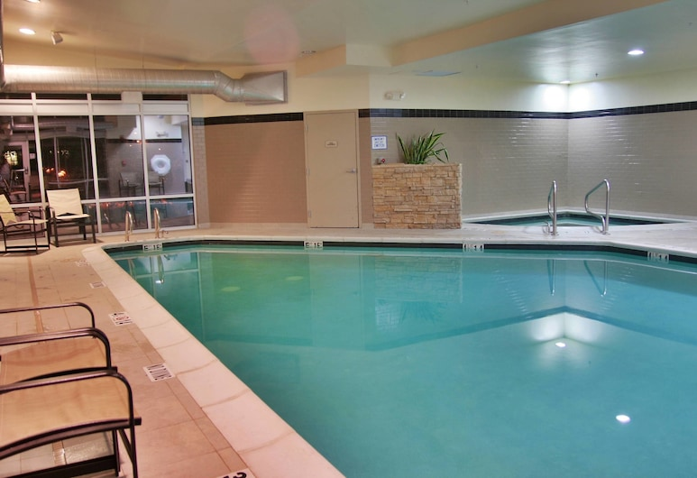 SpringHill Suites Pueblo Downtown, Pueblo, Pool