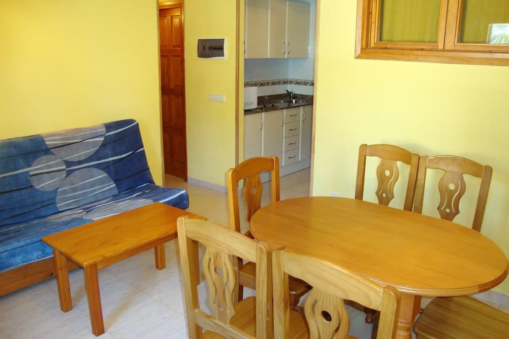 Apartmán, 1 spálňa (4 people) - Obývačka