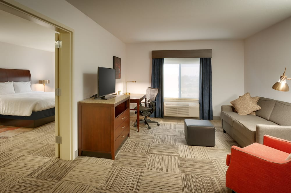 Suite Deluxe, 1 cama King size (Standard) - Sala de estar