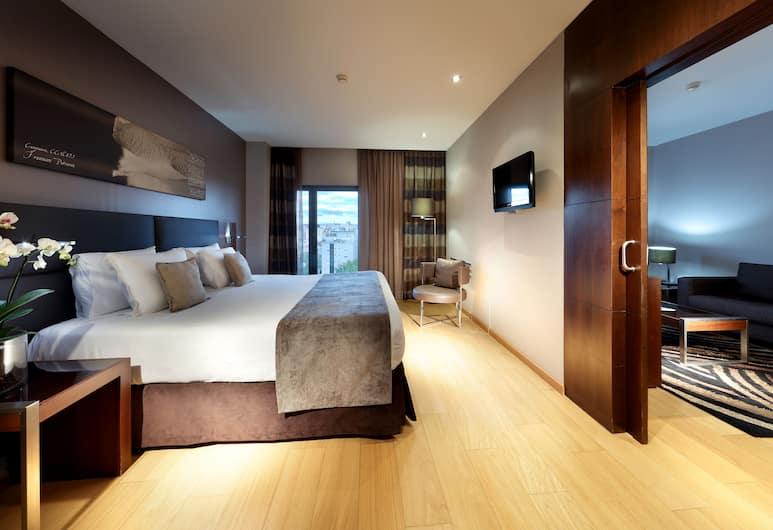 歐洲之星酒店, 里斯本, 套房, 1 張特大雙人床, 客房