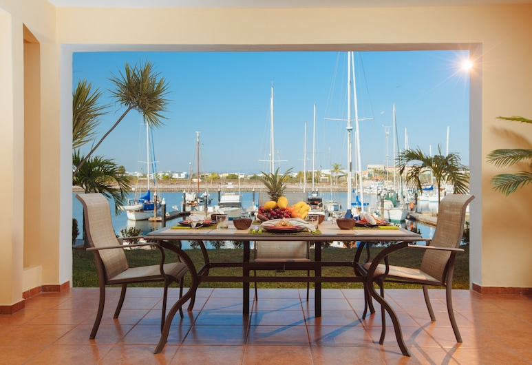 Isla Mazatlan Residence Club, Mazatlan, Deluxe Villa, 3 Bedrooms, Non Smoking, Hot Tub, Terrace/Patio