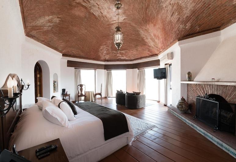 Misión Grand Casa Colorada, Guanajuato, Presidential Suite, 1 King Bed, Guest Room