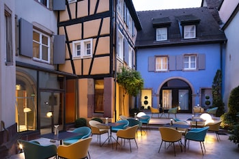 Picture of Hôtel Le Colombier in Colmar