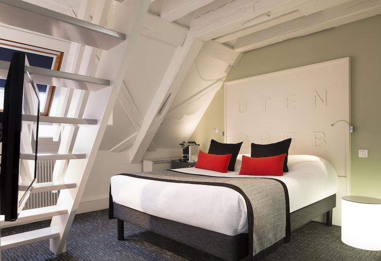 Hôtel Gutenberg, สตราสบูร์ก, ห้องพัก, ห้องพัก