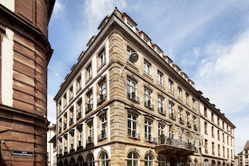 Strazburg bölgesindeki Hôtel Gutenberg resmi