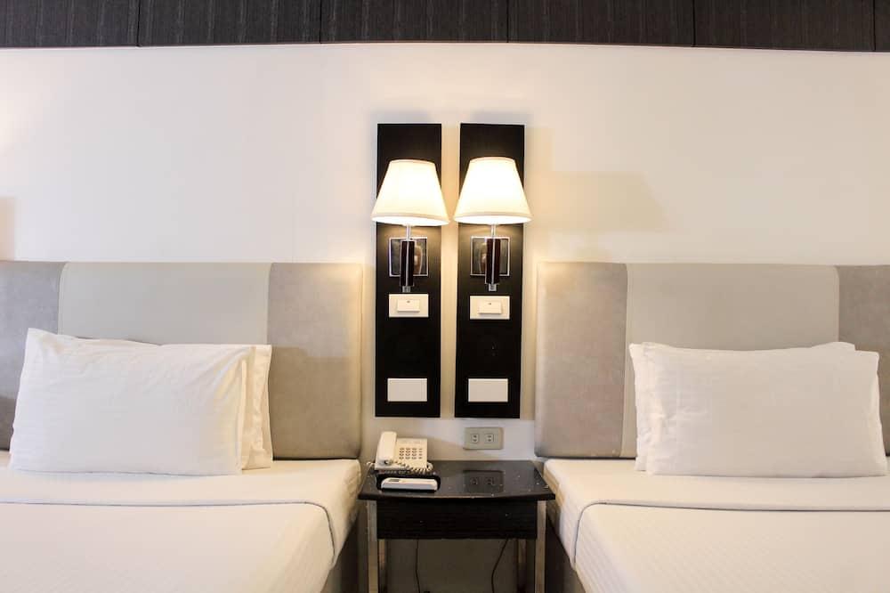 Habitación básica con 2 camas individuales - Habitación