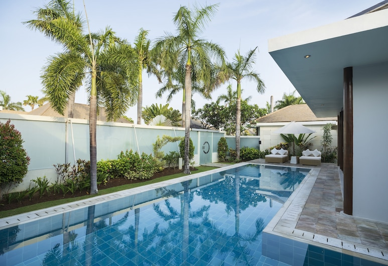 C151 Smart Villas at Seminyak, Seminyak, Vila, 1 quarto, Piscina particular, Vista (do quarto)
