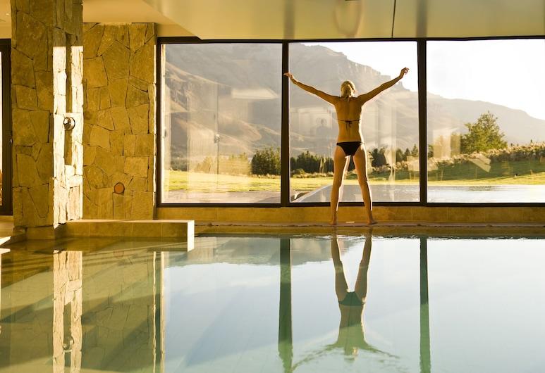 夏佩克路易套房酒店, 聖馬丁洛安地斯, 室內泳池