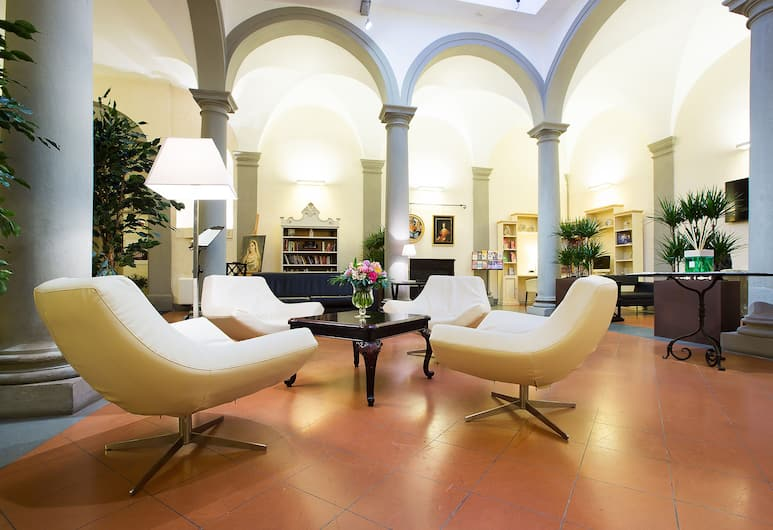 Relais Hotel Centrale - Residenza D 'Epoca, Florence, Lobby Sitting Area
