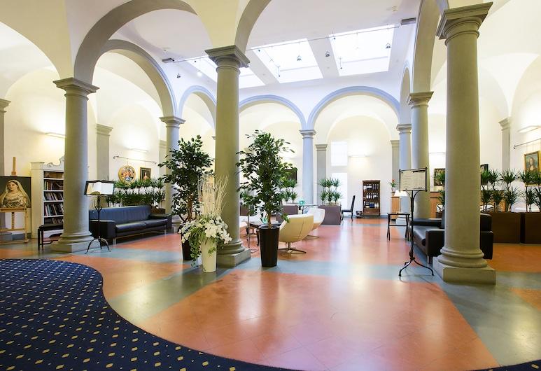 Relais Hotel Centrale - Residenza D 'Epoca, Florence, Lobby Lounge