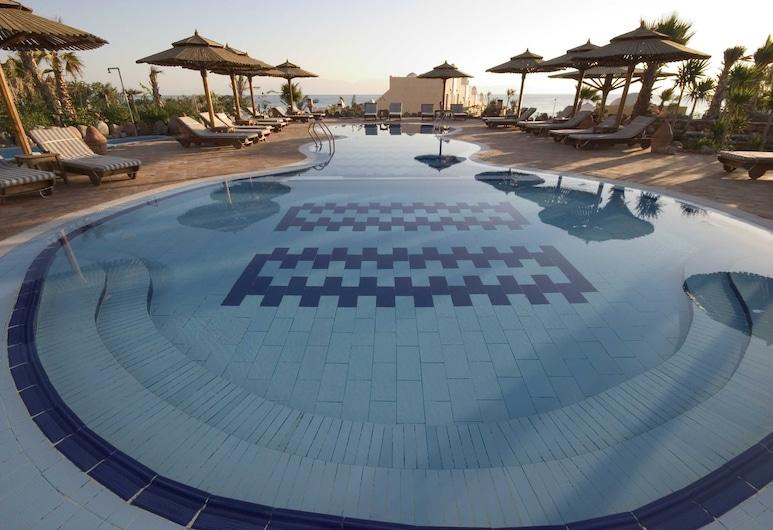 波多恩月亮酒店, 聖凱瑟琳, 室外泳池