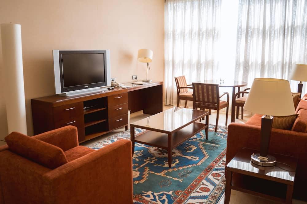 Міські апартаменти, 1 спальня, з видом на місто - Житлова площа