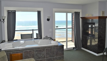 Imagen de Starfish Manor Oceanfront Hotel en Lincoln City