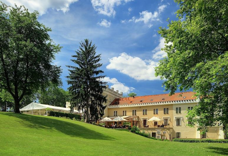 Chateau St. Havel **** - wellness Hotel, Praga, Jardim