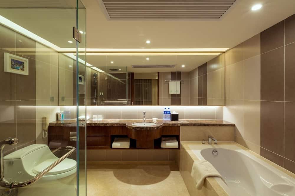 奧運景觀間 - 浴室